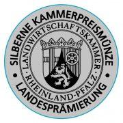 Auszeichnung mit der Silbernen Kammerpreismünze der Landwirtschaftskammer Rheinland-Pfalz